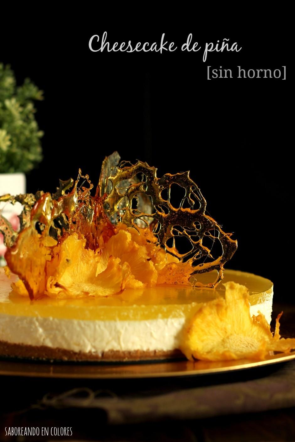 cheesecake de piña 3