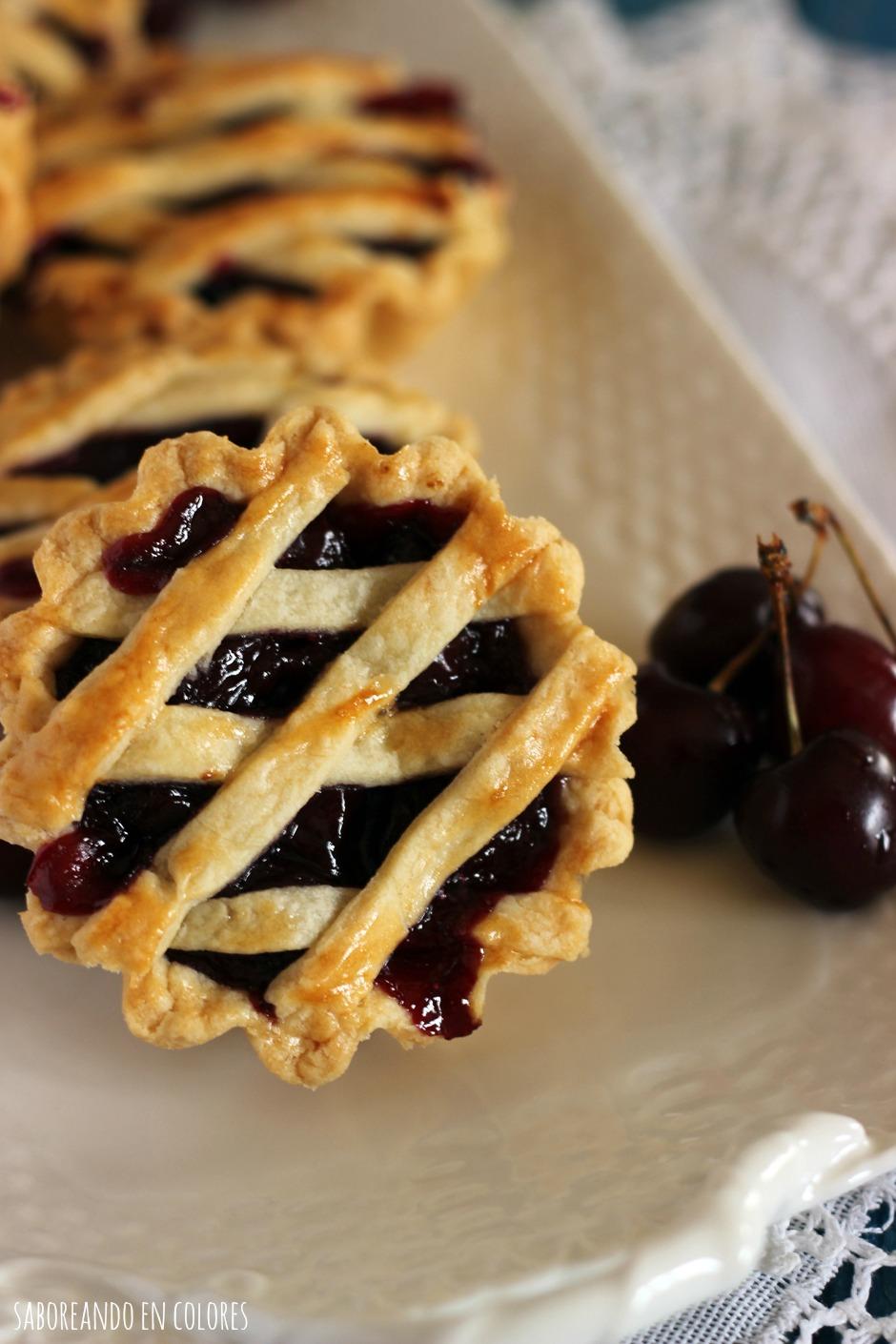 tartaletas de cerezas (3)